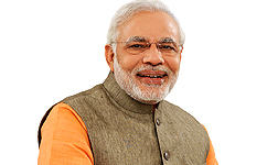 Indian Prime Minister Mody