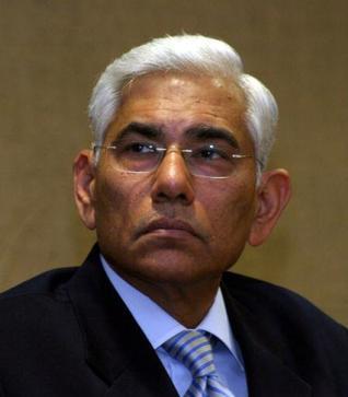 Vinod Rai (Photo: Wikipedia)