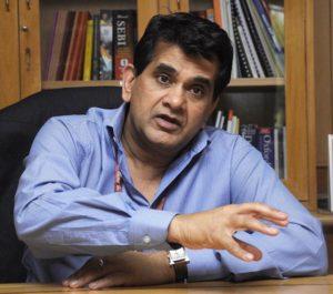 Niti Aayog Chief Executive Amitabh Kant