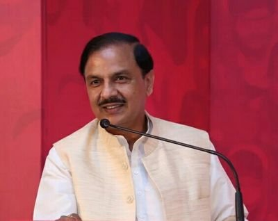Tourism and Culture Minister Mahesh Sharma