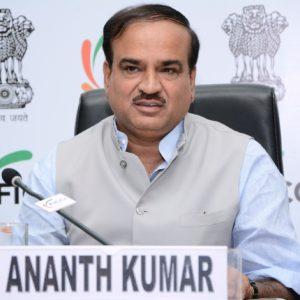 Ananth Kumar-Minister-BJP
