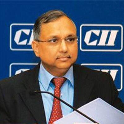 CII Director General Chandrajit Banerjee