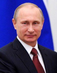 Vladimir Putin (Photo: Wikipedia)